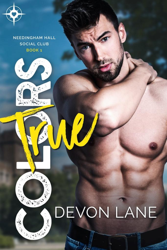 Book Cover: True Colors